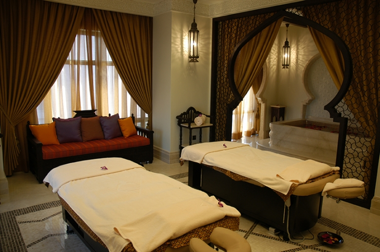 Emirates Palace - Anantara Spa